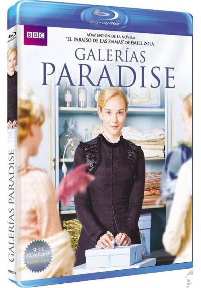 Galerias Paradise (Blu-Ray) (The Paradise)