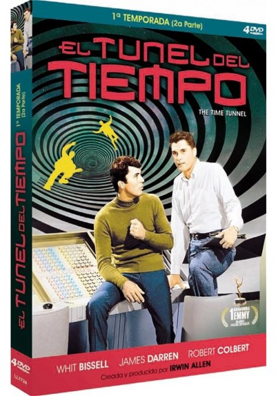 El Tunel Del Tiempo - 1ª Temporada (2a Parte) (The Time Tunnel)
