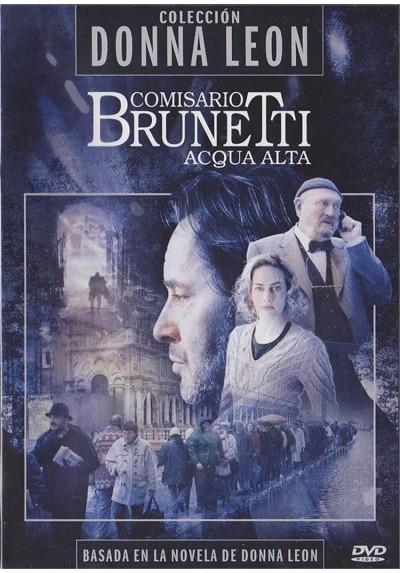 Comisario Brunetti : Acqua Alta