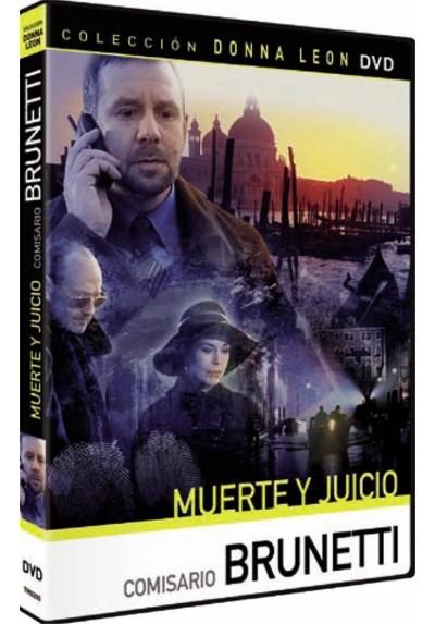 Comisario Brunetti : Muerte Y Juicio