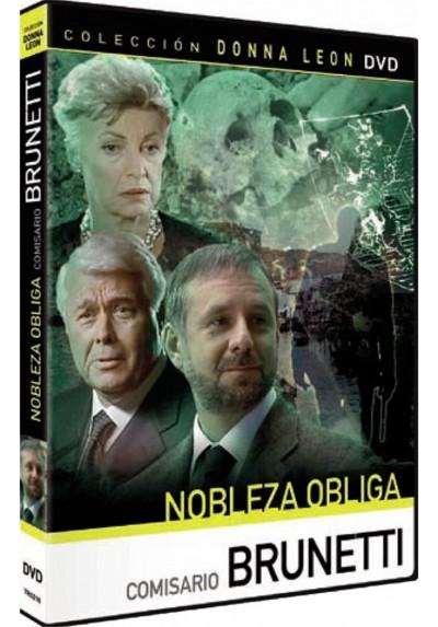 Comisario Brunetti : Nobleza Obliga