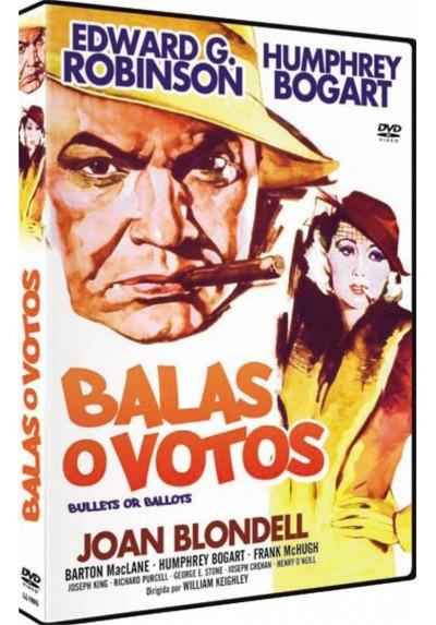 Balas O Votos (Bullets Or Ballots)