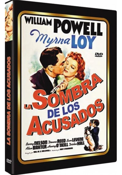 La Sombra De Los Acusados (Shadow Of The Thin Man)