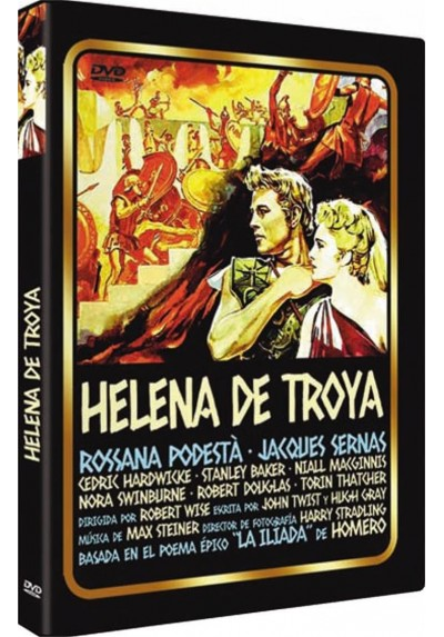 Helena De Troya (1956) (Helen Of Troy)