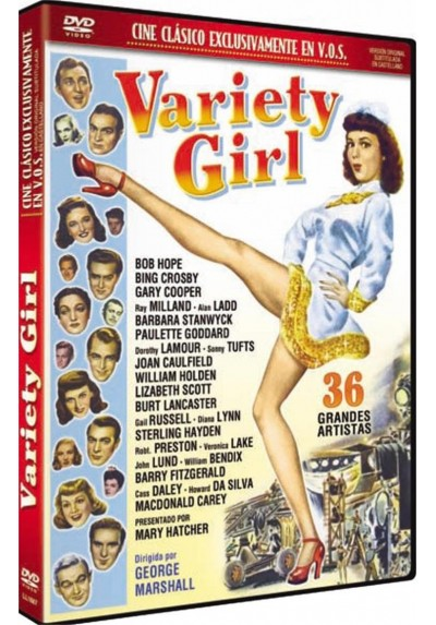 Variety Girl (V.O.S.)