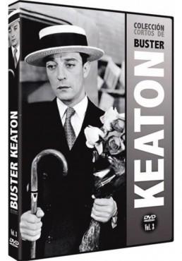 Buster Keaton : Coleccion Cortos - Vol. 3