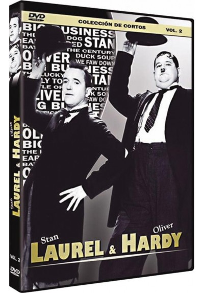Stan Laurel & Oliver Hardy - Vol. 2