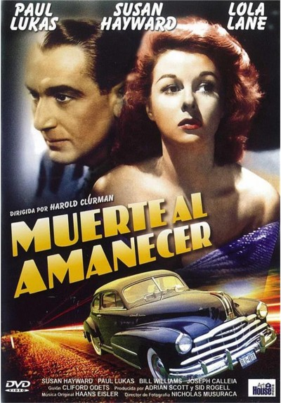 Muerte Al Amanecer (1946) (Deadline At Dawn)