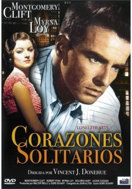 Corazones Solitarios (1958) (Lonelyhearts)