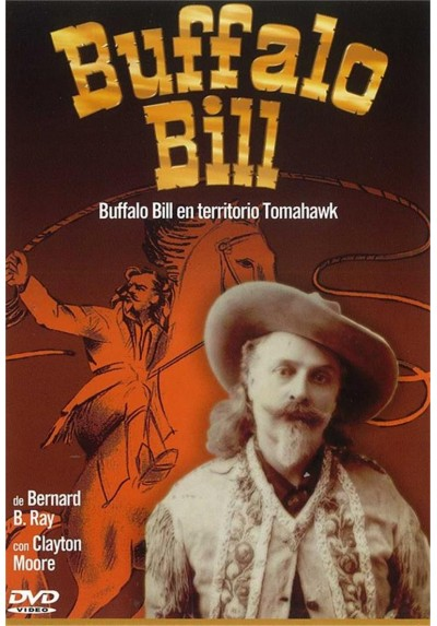 Buffalo Bill en territorio tomahawk (Buffalo Bill in Tomahawk Territory)