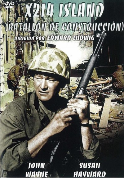 Batallon De Construccióon (The Fighting Seabees)
