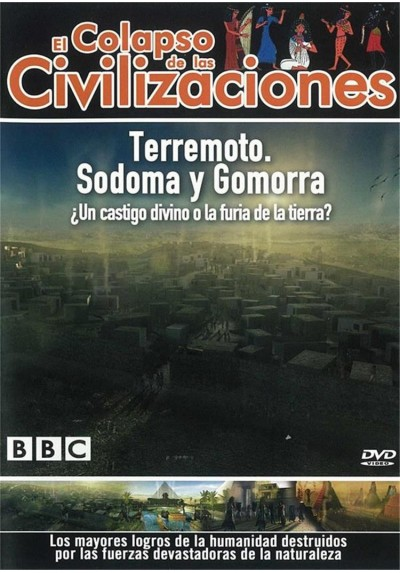 Terremoto, Sodoma y Gomorra