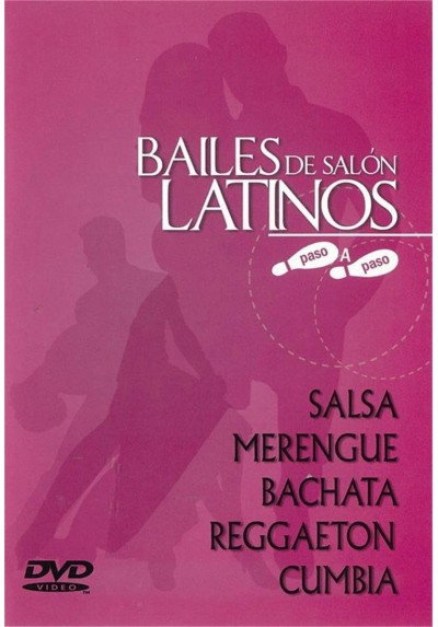 Bailes de Salon Latinos 1