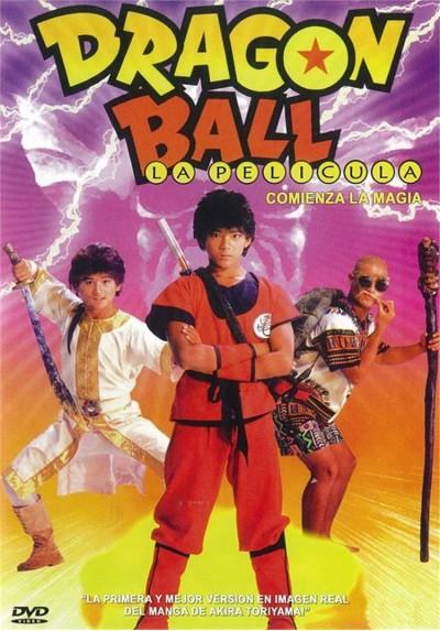 Dragon Ball : Comienza La Magia - La Pelicula