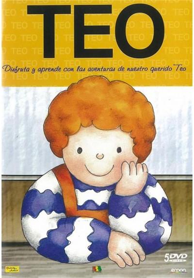 Teo - Disfruta y aprende con las nuevas aventuras de nuestro querido Teo