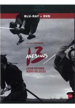 13 Asesinos (Blu-Ray + Dvd)