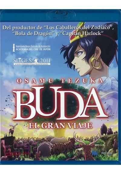 Buda, El Gran Viaje (Blu-Ray)