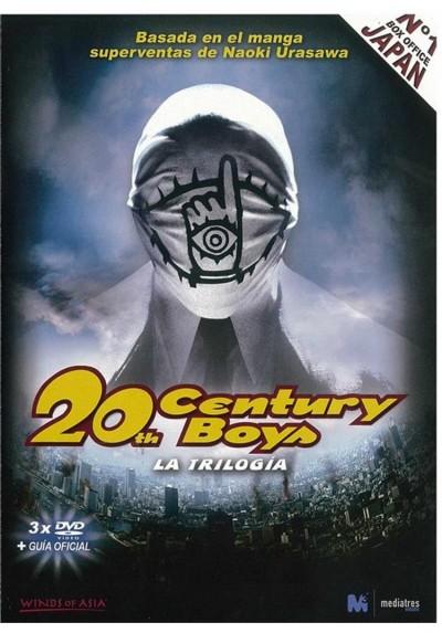 20th Century Boys - La Trilogia (20-Seiki Shônen: Dai 2 Shô - Saigo No Kibô)