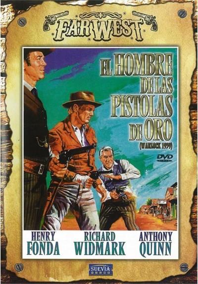 El Hombre De Las Pistolas De Oro (Far West) (Warlock)