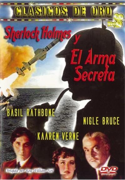 Sherlock Holmes Y El Arma Secreta (Sherlock Holmes And The Secret Weapon)