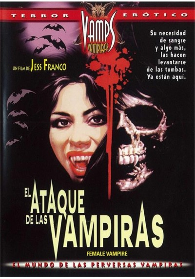 El Ataque De Las Vampiras (Female Vampire)