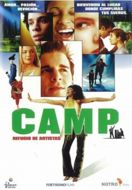 Camp, Refugio De Artistas