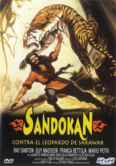 Sandokan Contra El Leopardo De Sarawak (Sandokan Contro Il Leopardo Di Sarawak)