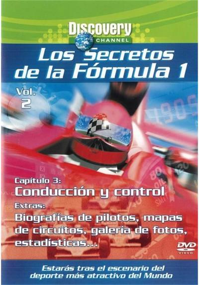 Discovery Channel : Los Secretos De La Formula 1 - Vol. 2