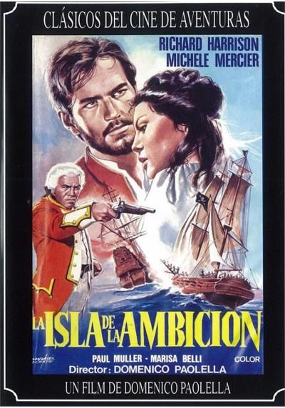 La Isla De La Ambicion (Il Giustiziere Dei Mari)