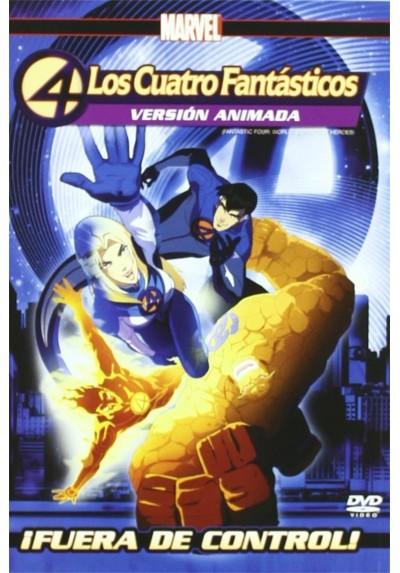 Los 4 Fantásticos: ¡Fuera de Control! - Versión Animada