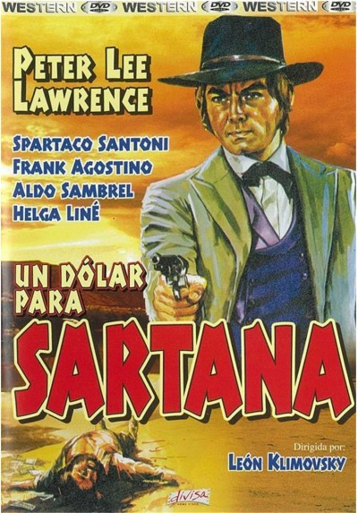 Un Dolar Para Sartana (Su Le Mani, Cadavere! Sei In Arresto)