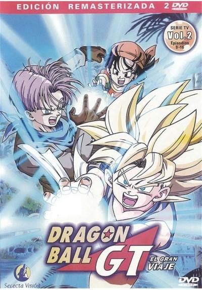 DRAGON BALL GT Vol. 2 El Gran Viaje