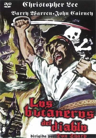 Los bucaneros del Diablo (The Devil-Ship Pirates)