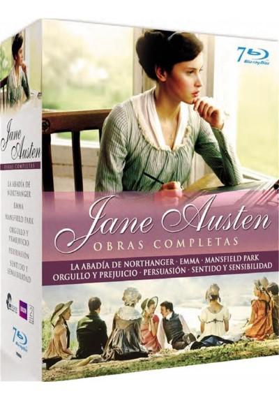 Jane Austen - Obras Completas (Blu-Ray) (Pack)