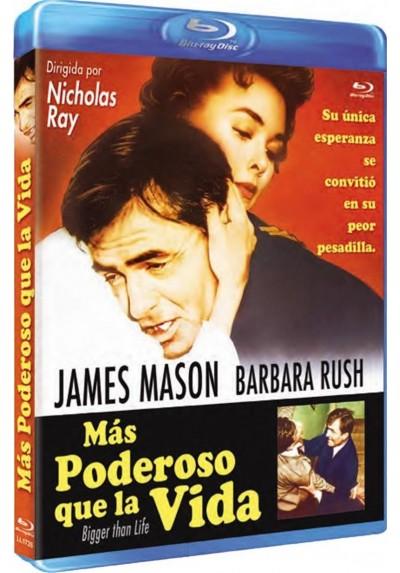 Mas Poderoso Que La Vida (Blu-Ray) (Bigger Than Life)
