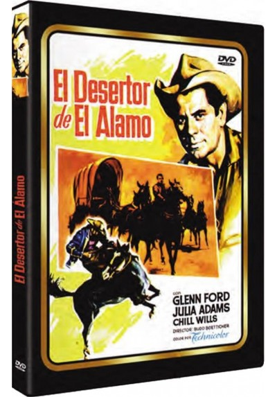 "El Desertor De ""El Alamo"" (The Man From The Alamo)"