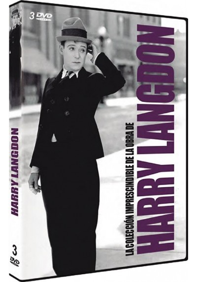 Harry Langdon - Coleccion Imprescindible