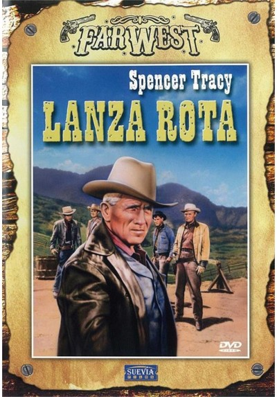 Lanza Rota (Coleccion Far West) (Broken Lance)