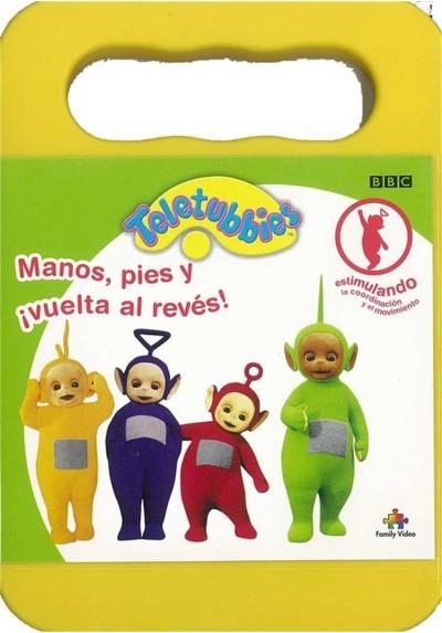 Teletubbies - Manos, Pies Y Vuelta Al Reves (Estuche Diver)
