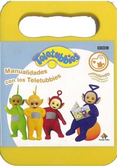 Teletubbies - Manualidades Con Los Teletubbies (Estuche Diver)