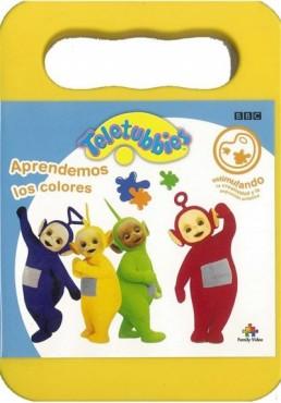 Teletubbies - Aprendemos Los Colores (Estuche Diver)