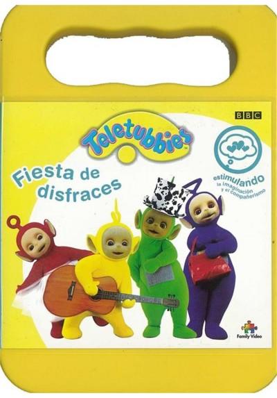 Teletubbies - Fiesta De Disfraces (Estuche Diver)