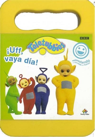Teletubbies - Uff, Vaya Dia! (Estuche Diver)