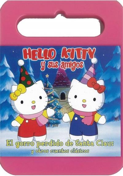 Hello Kitty Y Sus Amigos - Vol. 06 : El Gorro Perdido De Santa Claus (Estuche Diver)
