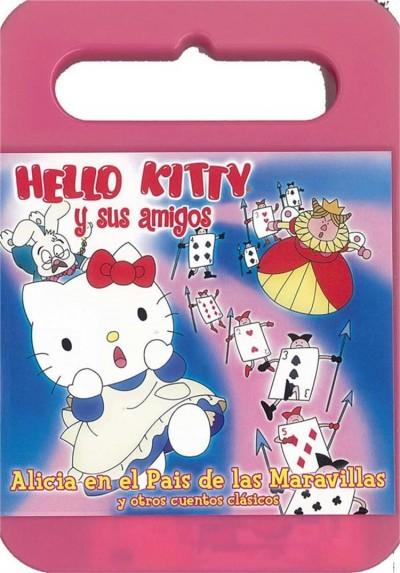 Hello Kitty Y Sus Amigos - Vol. 04 Alicia en el pais de las Maravillas (Estuche Diver)