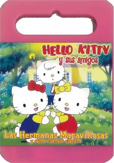 Hello Kitty Y Sus Amigos - Vol. 08 : Las Hermanas Maravillosas (Estuche Diver)