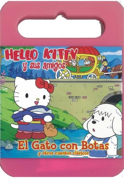 Hello Kitty Y Sus Amigos - Vol. 03 : El Gato con botas (Estuche Diver)