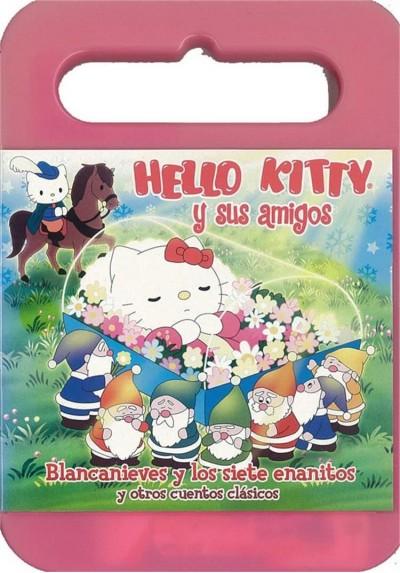 Hello Kitty Y Sus Amigos - Vol. 01 : Blancanieves y los siete enanitos (Estuche Diver)