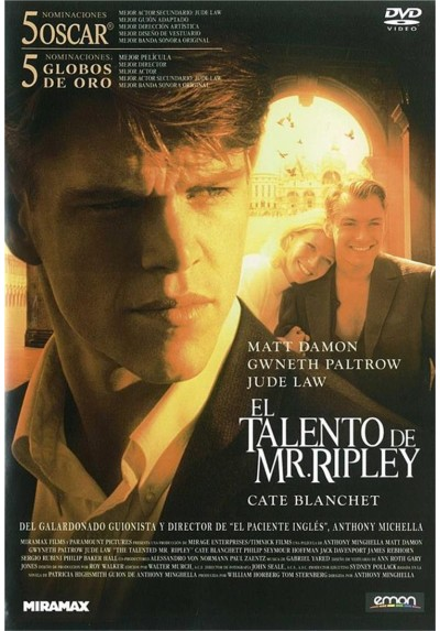 El Talento De Mr. Ripley (The Talented Mr. Ripley)