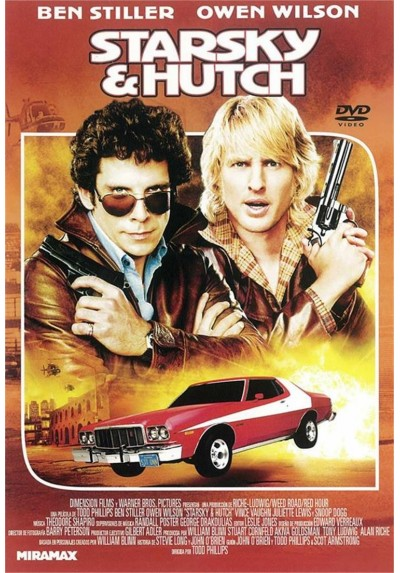 Starsky & Hutch: La película (Starsky and Hutch: The Movie)